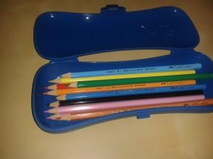 Stifte in Box