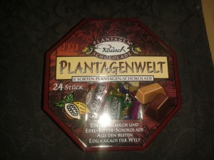 Rausch Plantagenwelt Schokolade