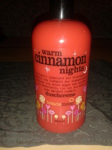 treaclemoon cinnamon nights duschcreme